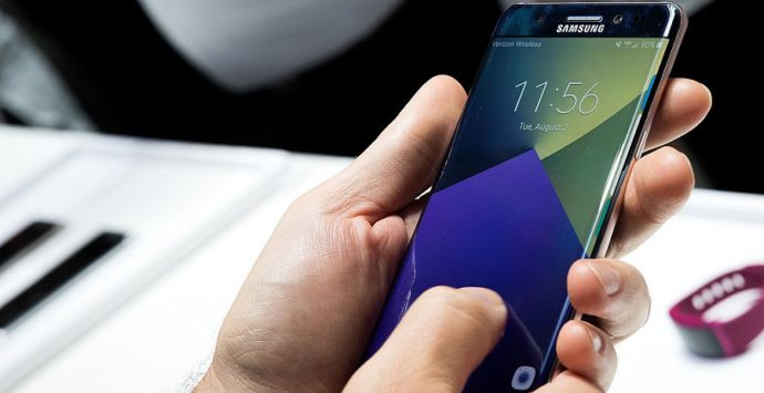 Galaxy Note 7: T-Mobile Launches Recall Plan