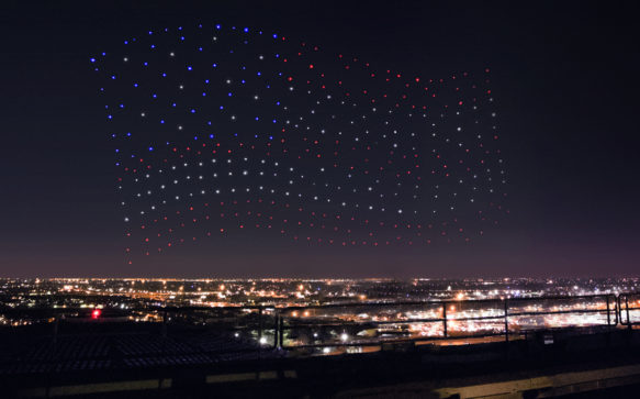 Intel's Shooting Star Drone System, Email Privacy Act, San Francisco's Free College Tuition